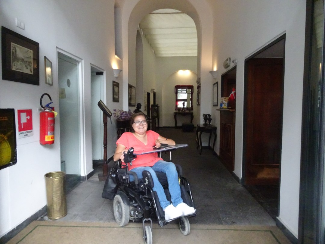 Hotel Del Real Orto Botanico Wheelchair Accessible The Globe On