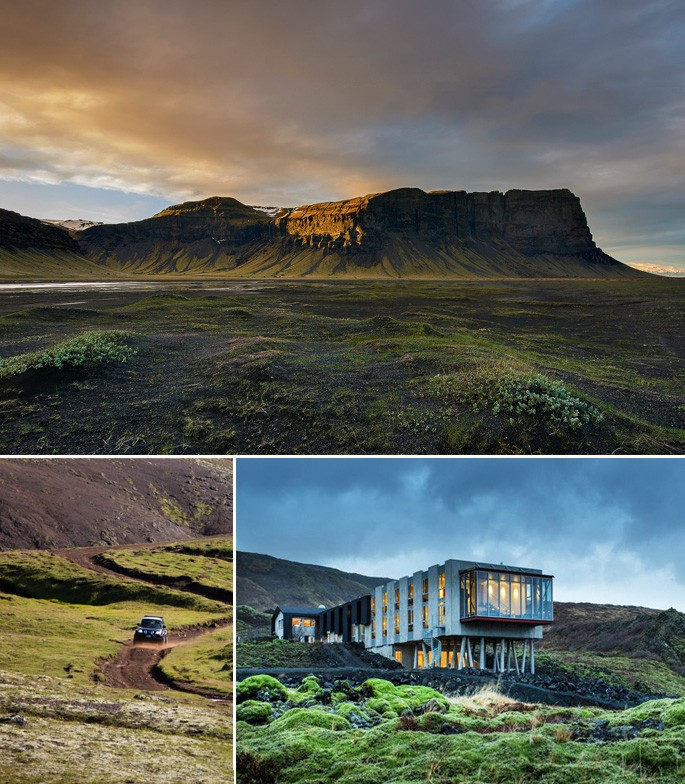 Islande paysages activités