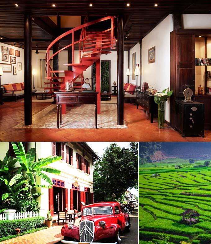 Travel guide du Laos