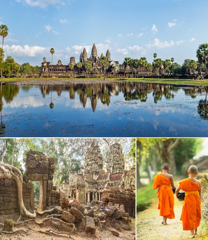 Trois activités à faire en Cambodge