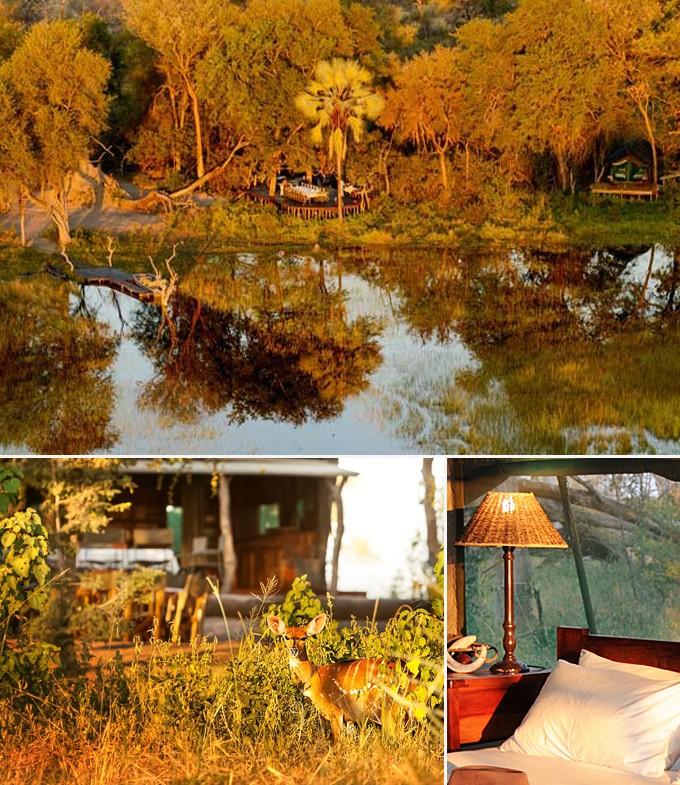 Hôtels en Botswana