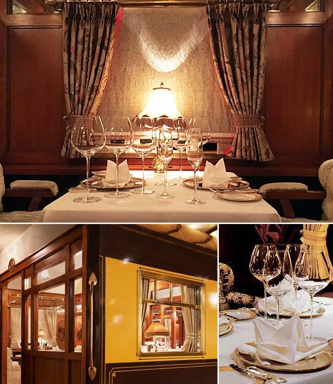 Trois restaurants en inde hymalayenne