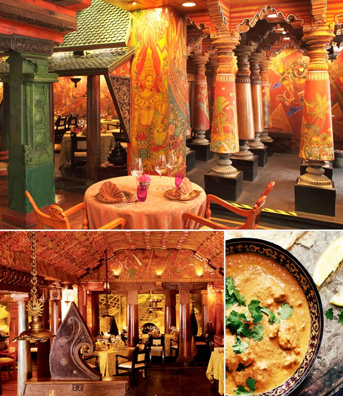 spice route inde himalaya restaurant