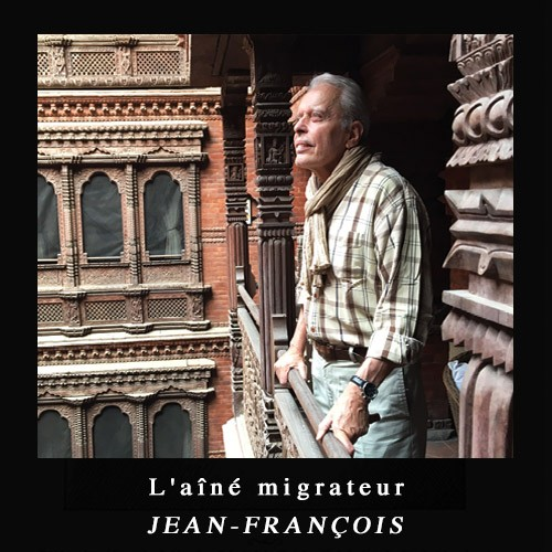 Jean Francois l aine migrateur globesetters
