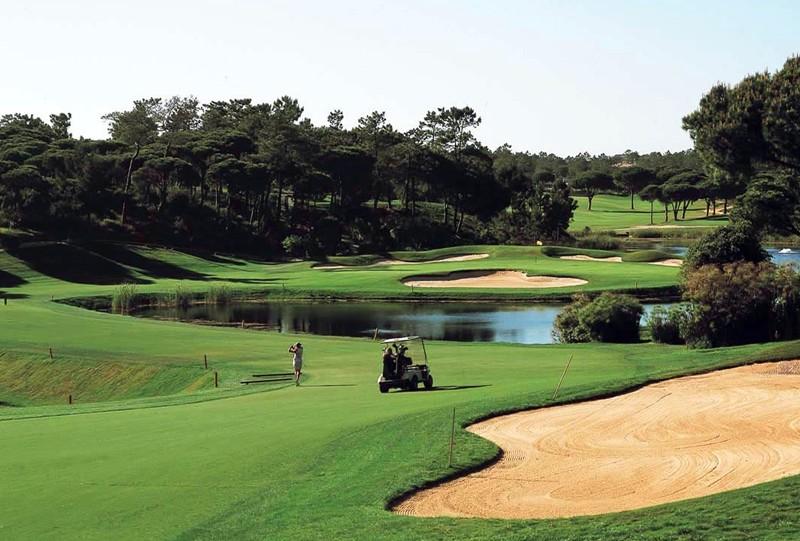 golf de san lorenzo monte rei algarve portugal faro