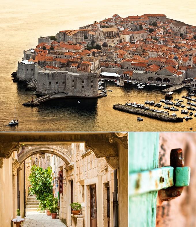 Dubrovnik a voir croatie