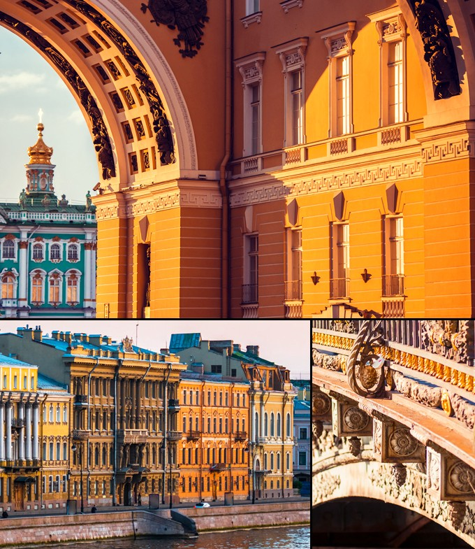 Saint Petersburg a decouvrir pays baltiques