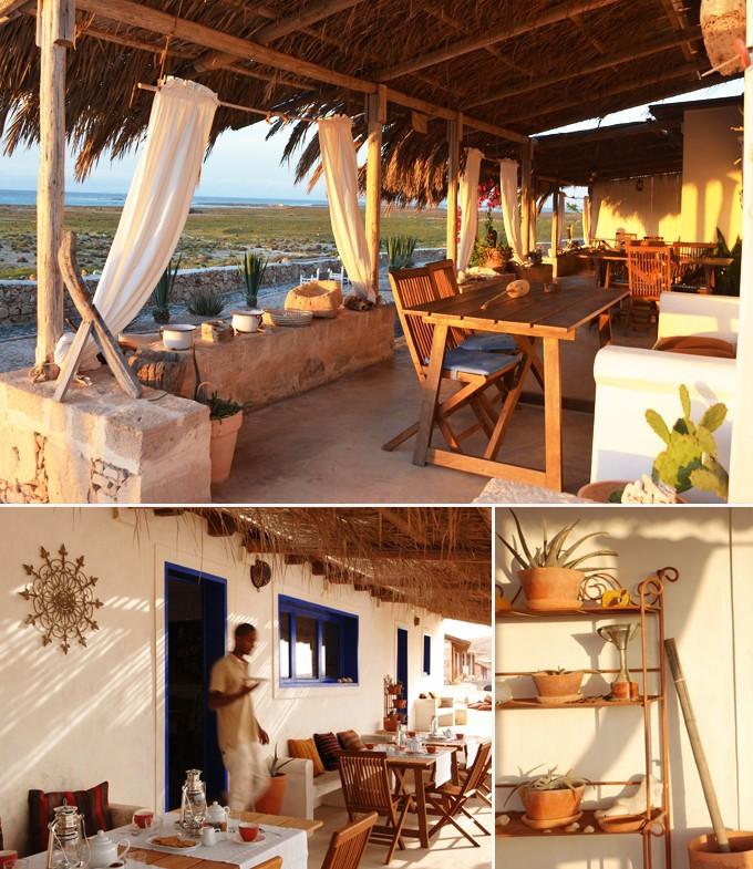 Restaurants Cap vert Ca cabra