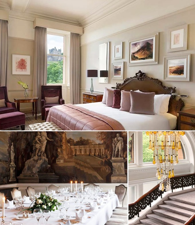 Waldorf Astoria hotels edimbourg ecosse