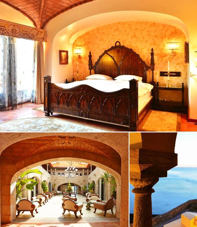 Fortaleza Do Guincho Hotels Cascais Portugal