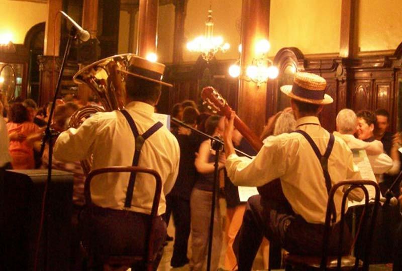 La Confiteria Ideal tango buenos aires argentine a voir