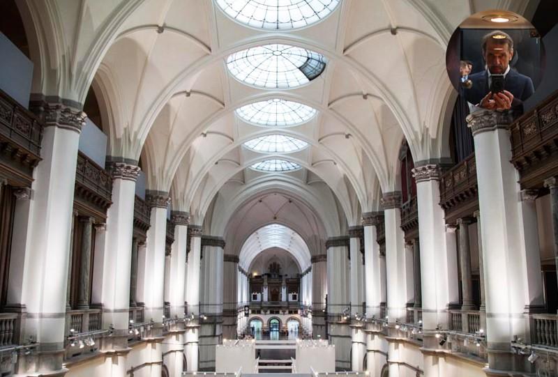 Musee Nordique de Stockholm suede a faire