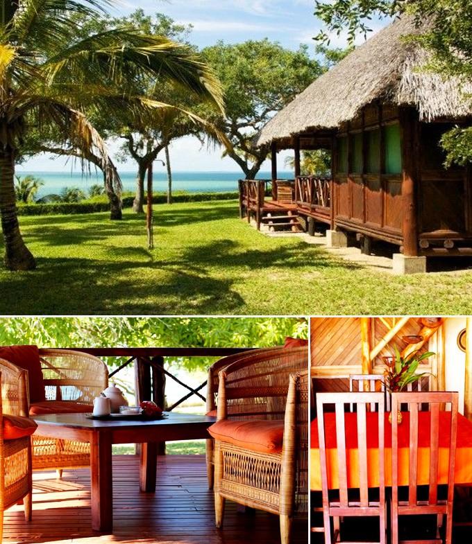 Archipelago Resort Restaurant Vilanculos Mozambique