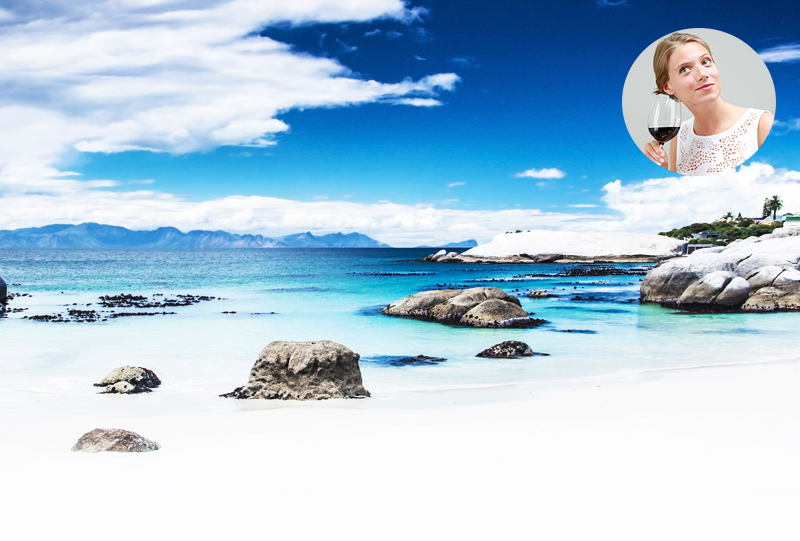 Boulders Beach Le cap Afrique du suda decouvrir