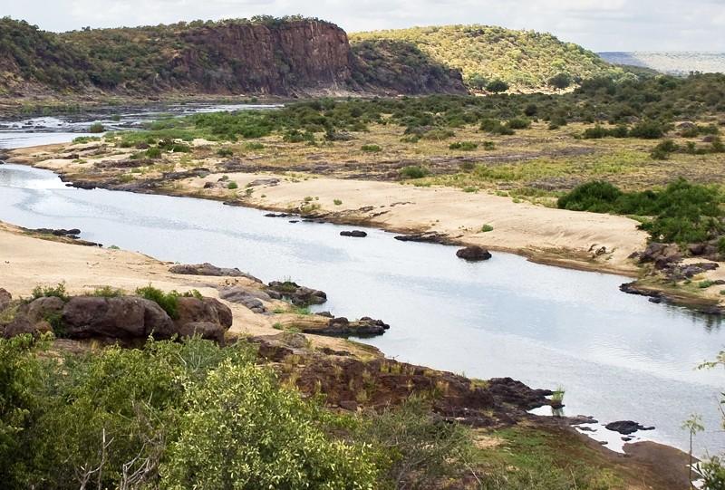 Rafting dans le Parc Kruger Mozambique a faire