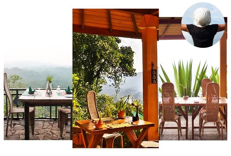 Restaurants Kandy Sri Lanka