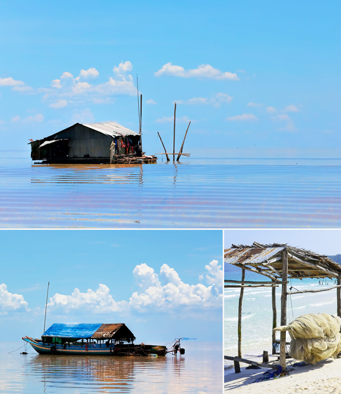 villages flottants Tonle Sap Angkor Cambodge a faire