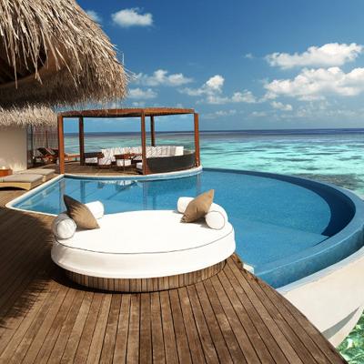 noel aux maldives
