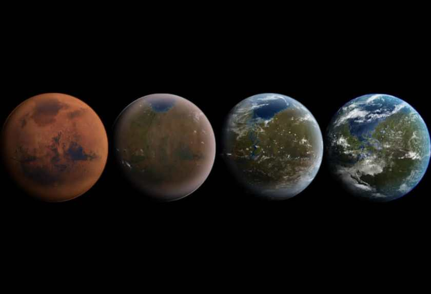 What would happen if we successfully terraform mars?