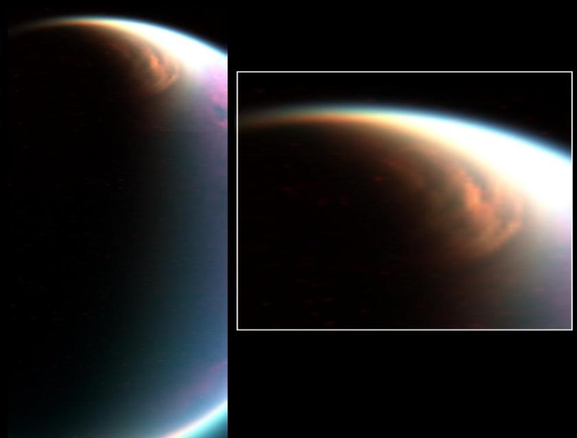 What happens if we settle on Saturn's moon, Titan?
