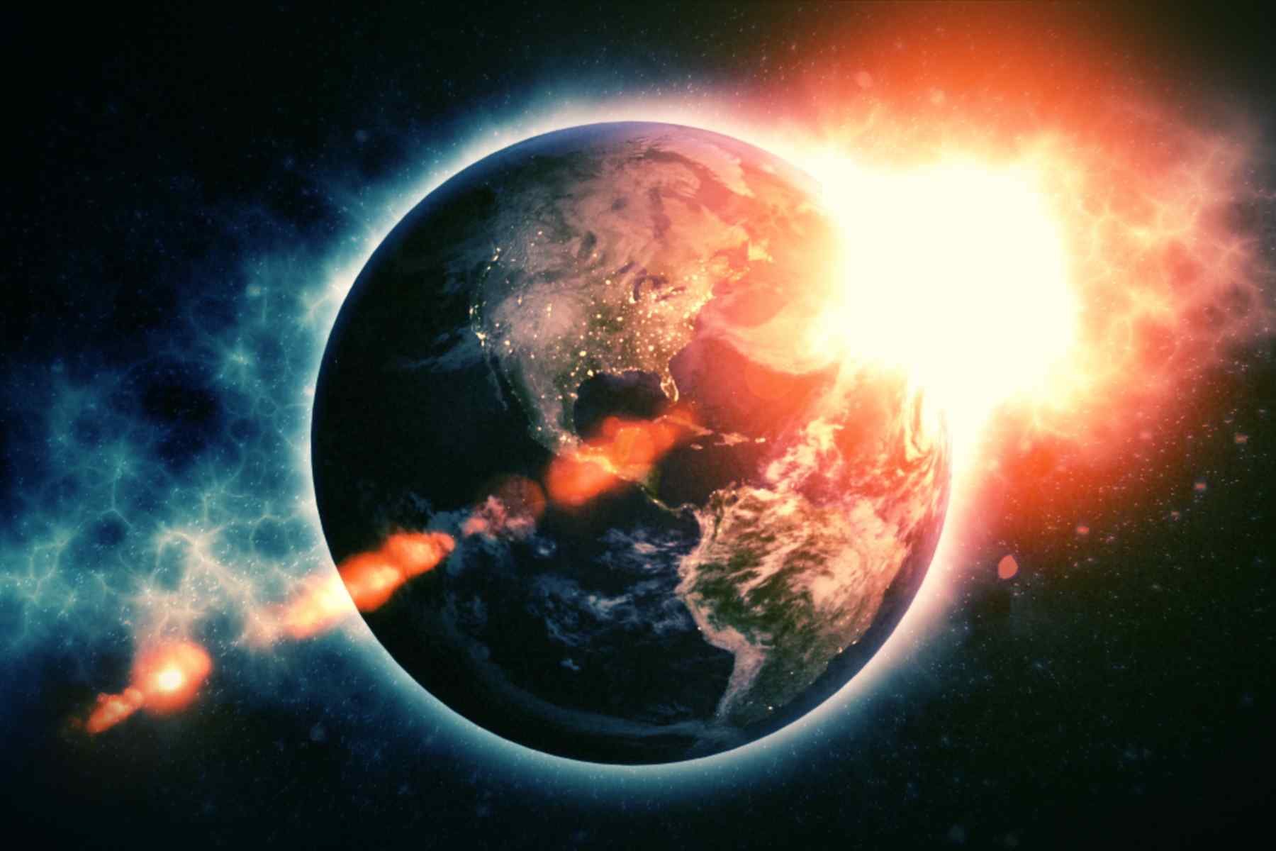 [2021] What will happen if Oxygen doubled on Earth?