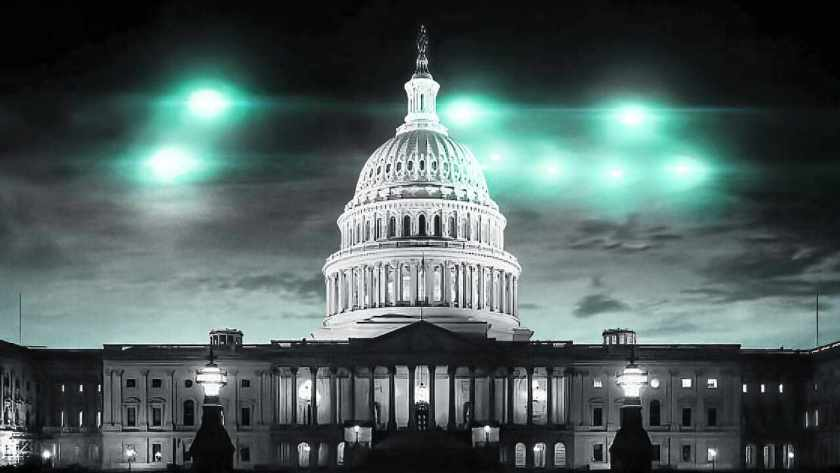 What are the top secret UFO projects?