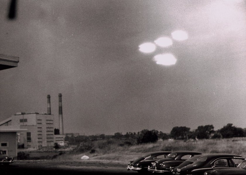 Unknown facts about Project Blue book