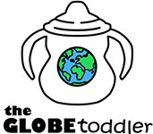 The Globetoddler logo