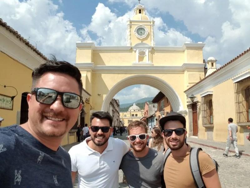 Gay Guatemala travel