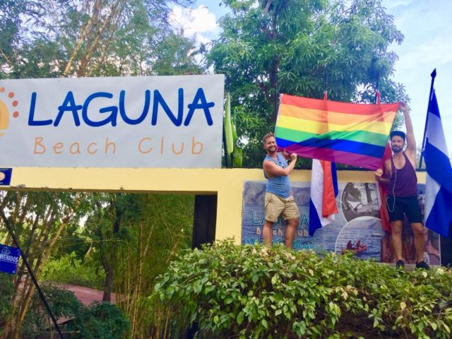 Gay Nicaragua