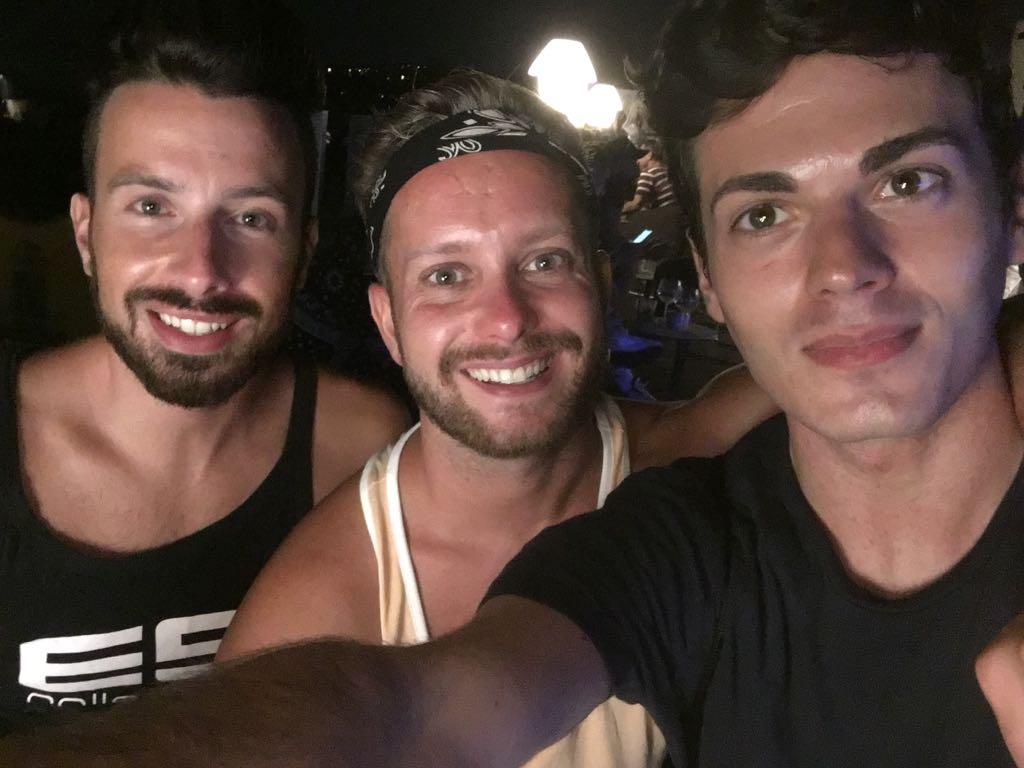 Gay barcelona nightlife