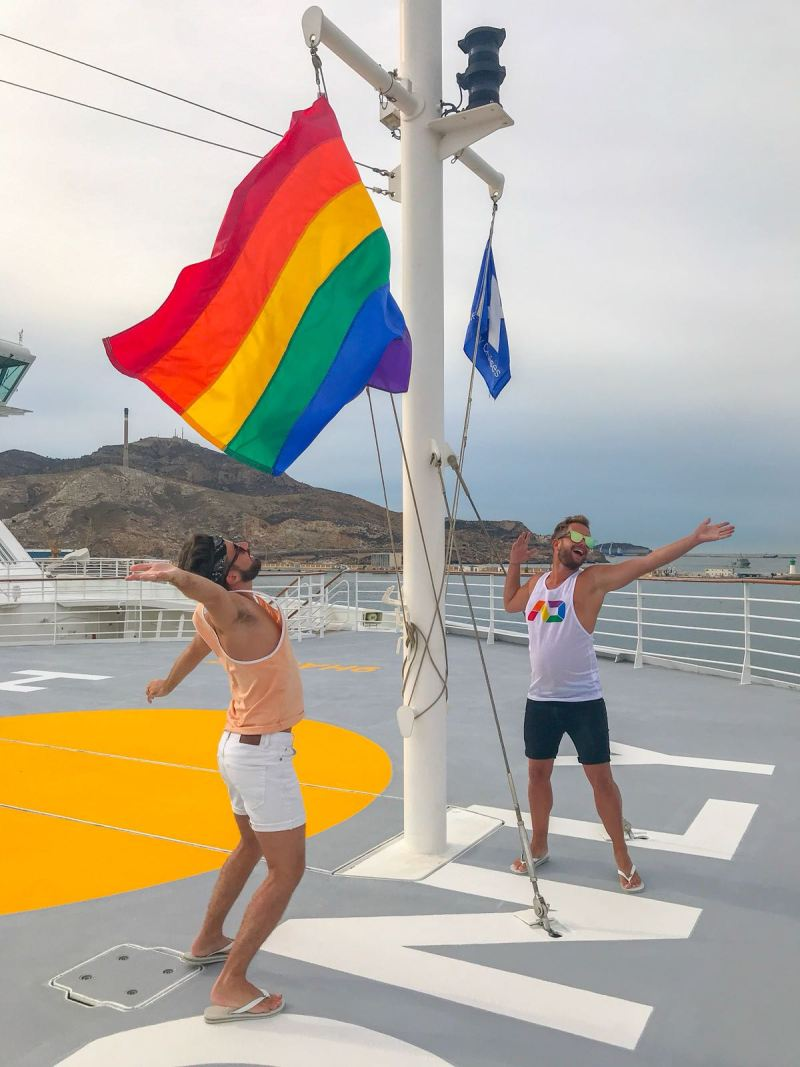 are celebrity cruise gay friendly. gay Celebrity cruises