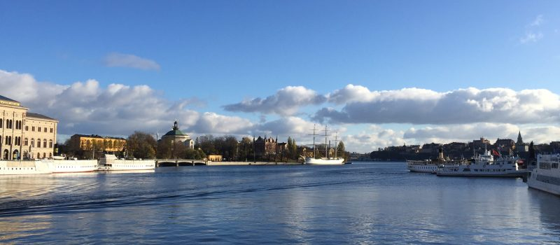 48 hours in Stockholm