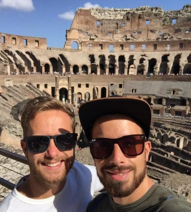 Gay Travel europe rome