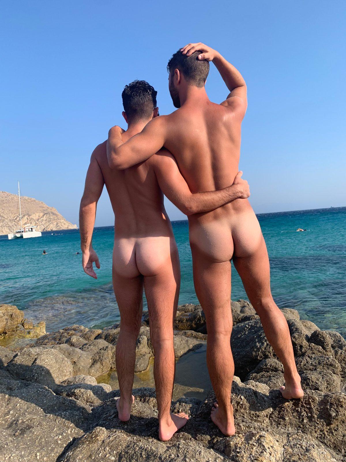 xlsior mykonos nude
