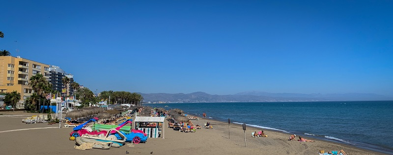 How to find the gay beach in torremolinos