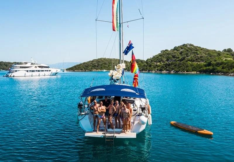 croatia gay sailing