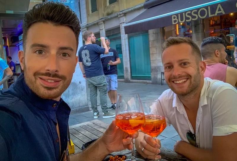 Venice gay bars venice italy
