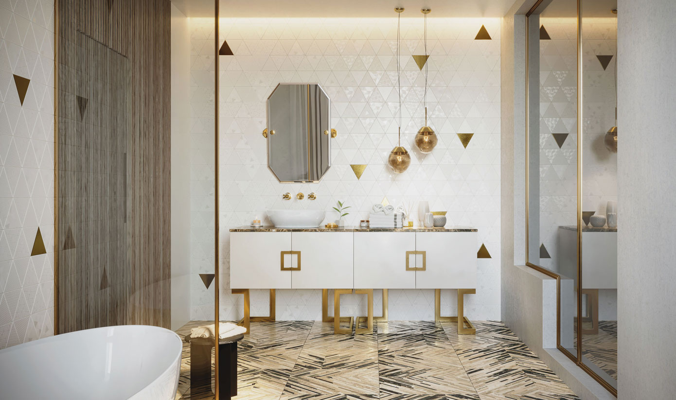 these are the top tile trends for 2020
