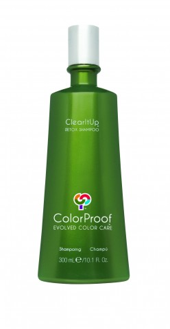 Colorproof Clearitup Detox Shampoo The Glossariethe