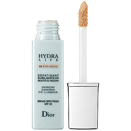 dior hydra life bb eye cream