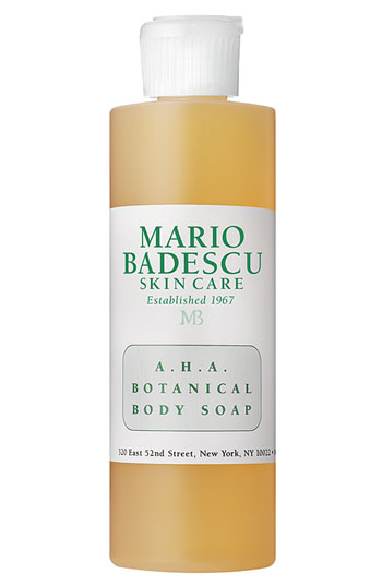 mario badescu body soap