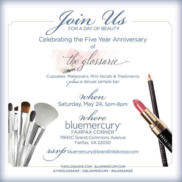 the glossarie invite bluemercury