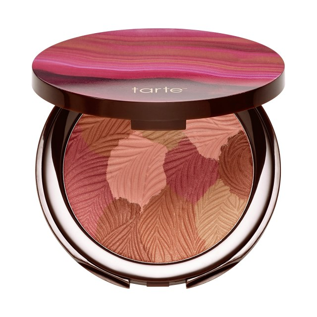 tarte colored clay bronzer blush