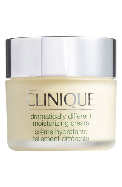 clinique dramatically different moisturizing cream