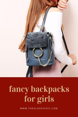 types of backpack for girls
