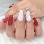 20 Festive Christmas Nail Designs For 2020 The Glossychic