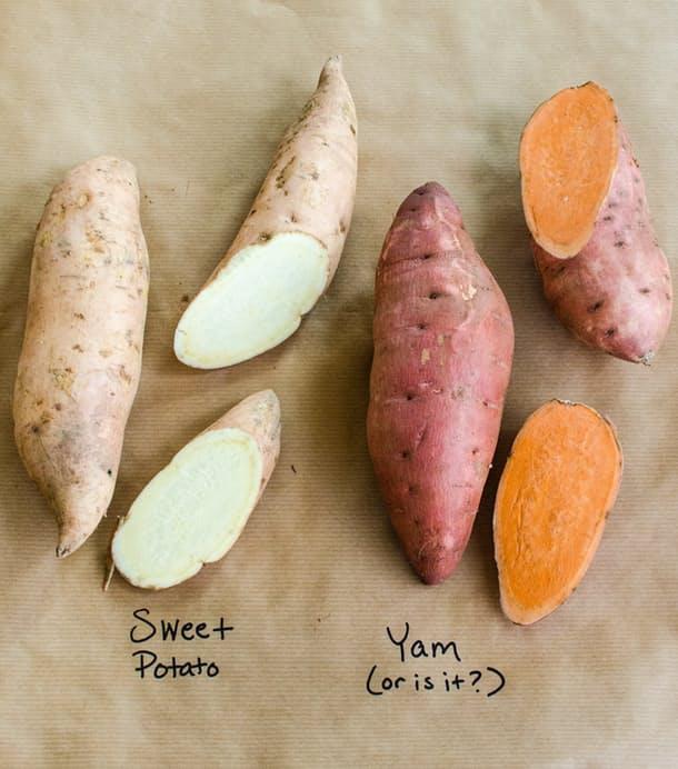 yamsandsweetpotatoes