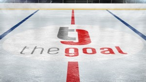 The Goal Logo on Ice