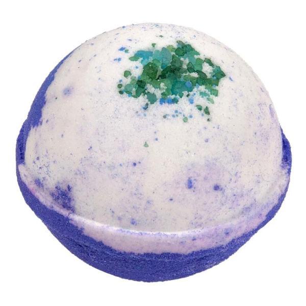 Lavender Mint Goat Milk Bath Bomb